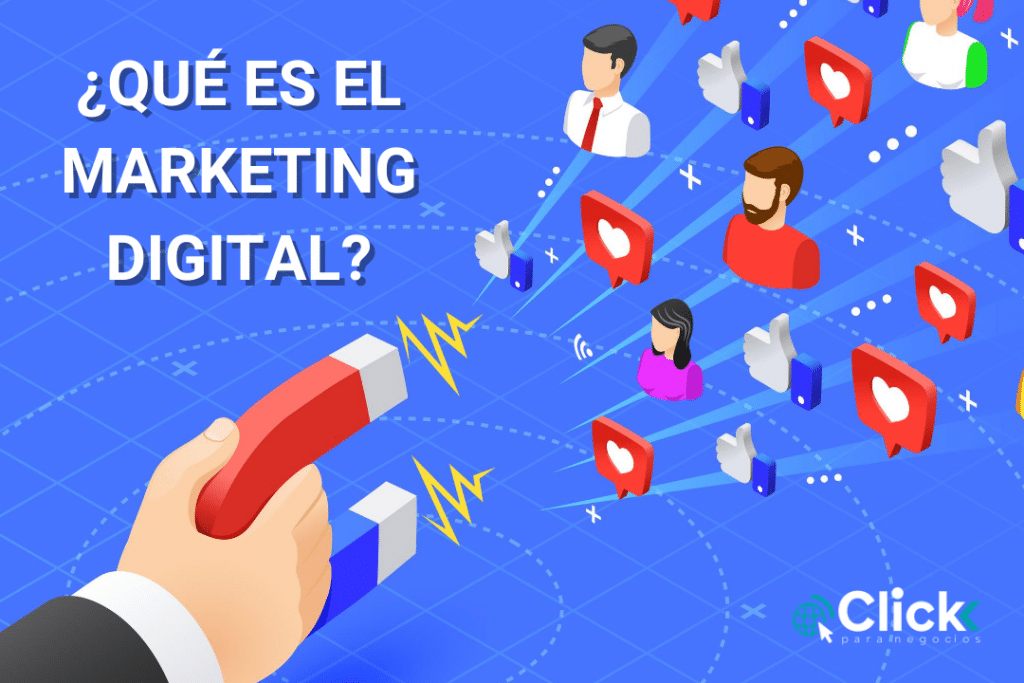 ¿Qué es el marketing digital? 2020